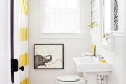 Фото 23 Черно-белая ванная комната (56 фото): шик и оригинальность в вашем доме