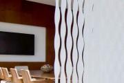 Фото 15 Жалюзи вертикальные тканевые (55+ фото): функциональность и красота интерьера