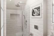 Фото 5 Интерьер ванной комнаты совмещенной с туалетом (62 фото): грамотный подход и тонкости декорирования