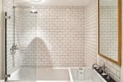 Фото 27 Интерьер ванной комнаты совмещенной с туалетом (62 фото): грамотный подход и тонкости декорирования