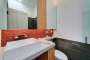 Фото 9 Интерьер ванной комнаты совмещенной с туалетом (62 фото): грамотный подход и тонкости декорирования