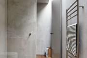 Фото 16 Интерьер ванной комнаты совмещенной с туалетом (62 фото): грамотный подход и тонкости декорирования
