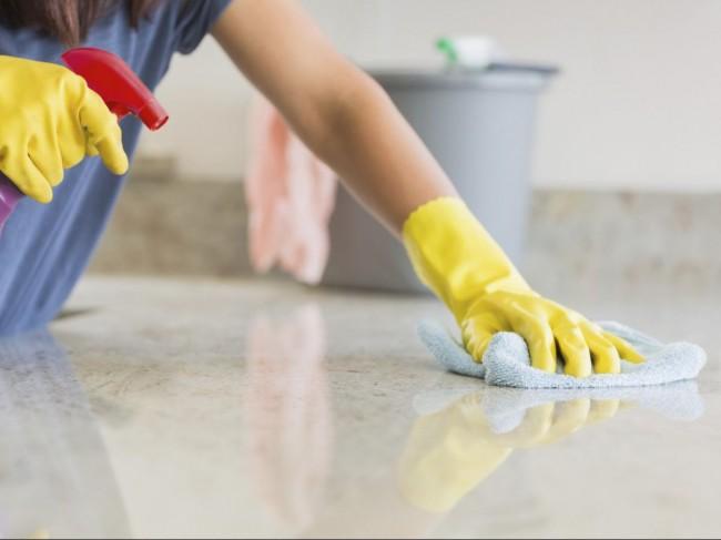 Устройте тщательную влажную уборку после всех этапов борьбы с блохами