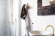 Фото 14 Черно-белая ванная комната (56 фото): шик и оригинальность в вашем доме