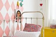 Фото 13 Обои для детской комнаты девочки: 44 интерьера, которые придутся по душе ребенку
