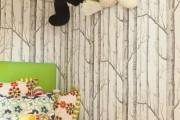 Фото 18 Обои для детской комнаты девочки: 44 интерьера, которые придутся по душе ребенку