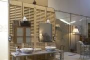 Фото 11 Очаровательный  люкс от Barasona: изящная сантехника и винтажная электротехника