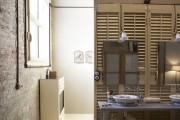 Фото 2 Очаровательный  люкс от Barasona: изящная сантехника и винтажная электротехника