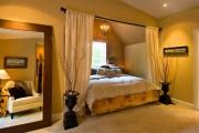 Фото 28 Гостиная и спальня в одной комнате: 120+ примеров комфортного зонирования