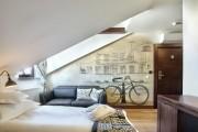 Фото 31 Гостиная и спальня в одной комнате: 120+ примеров комфортного зонирования