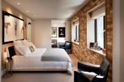 Фото 11 Гостиная и спальня в одной комнате: 120+ примеров комфортного зонирования