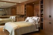 Фото 8 Гостиная и спальня в одной комнате: 120+ примеров комфортного зонирования