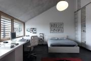 Фото 10 Гостиная и спальня в одной комнате: 120+ примеров комфортного зонирования