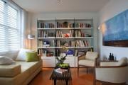 Фото 17 Гостиная и спальня в одной комнате: 120+ примеров комфортного зонирования