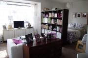 Фото 26 Гостиная и спальня в одной комнате: 120+ примеров комфортного зонирования