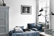 Фото 27 Гостиная и спальня в одной комнате: 120+ примеров комфортного зонирования