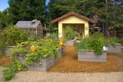 Фото 8 70+ идей грядок на даче: красивые, «умные», «ленивые» – всё, что нужно знать огороднику!