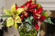 Фото 4 Искусственные цветы для домашнего интерьера: как эффектно украсить жилище