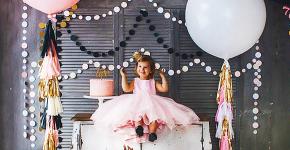 День рождения ребенка: 100 избранных идей для незабываемого праздника фото