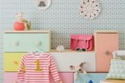 Фото 26 Обои для детской комнаты девочки: 44 интерьера, которые придутся по душе ребенку