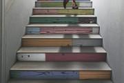 Фото 5 Лестница на второй этаж (120 фото): современные варианты оформления в частном доме