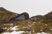 Фото 4 Åkrafjorden: охотничий домик, скрывающийся в горах Норвегии