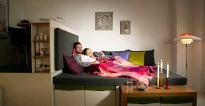 Мебель-трансформер для малогабаритной квартиры (60 фото): функциональность при минимуме пространства фото
