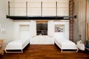 Фото 2 Мебель-трансформер для малогабаритной квартиры (60 фото): функциональность при минимуме пространства