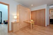 Фото 7 Мебель-трансформер для малогабаритной квартиры (60 фото): функциональность при минимуме пространства