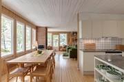 Фото 15 Дом в стиле скандинавского модерна: безграничное пространство
