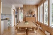 Фото 16 Дом в стиле скандинавского модерна: безграничное пространство