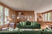 Фото 9 Дом в стиле скандинавского модерна: безграничное пространство