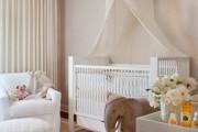 Фото 29 Обои для детской комнаты девочки: 44 интерьера, которые придутся по душе ребенку