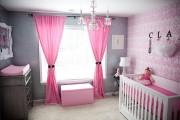 Фото 30 Обои для детской комнаты девочки: 44 интерьера, которые придутся по душе ребенку