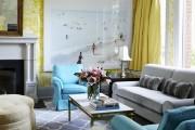 Фото 11 Искусственные цветы для домашнего интерьера: как эффектно украсить жилище