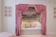Фото 33 Обои для детской комнаты девочки: 44 интерьера, которые придутся по душе ребенку