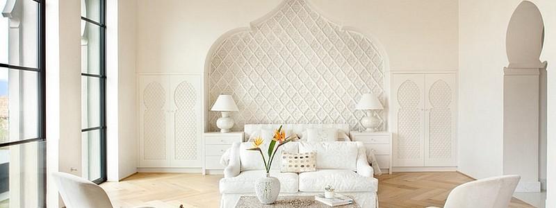 55+ идей ниши в стене: просто, удобно и красиво