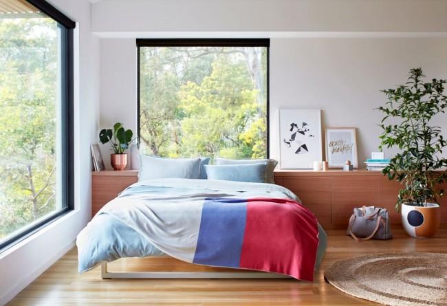 Уютную и гармоничную обстановку в доме, можно создать правильно расставляя мебель по сторонам света