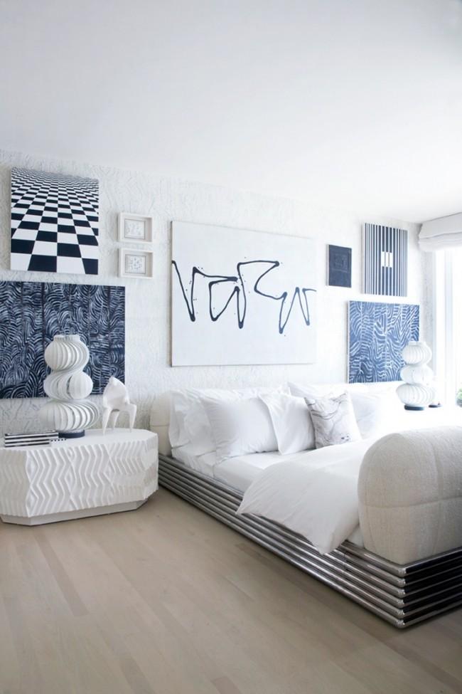 Спальня согласно феншуй - комната, в которой Вы наполняетесь энергией и силой