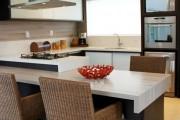 Фото 10 55 идей дизайна кухни 12 кв.м.: как спланировать помещение
