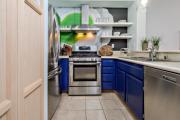 Фото 11 55 идей дизайна кухни 12 кв.м.: как спланировать помещение