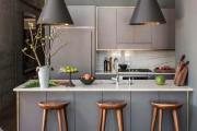 Фото 5 80 идей дизайна кухни 12 кв.м.: как спланировать помещение