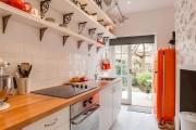 Фото 2 80 идей дизайна кухни 12 кв.м.: как спланировать помещение