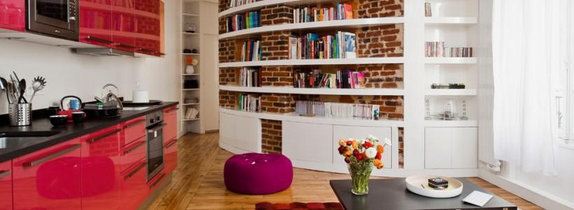 70 идей мебели для кухни: стили, виды, материалы