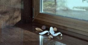 Изысканность в деталях или окна с глянцевыми откосами фото