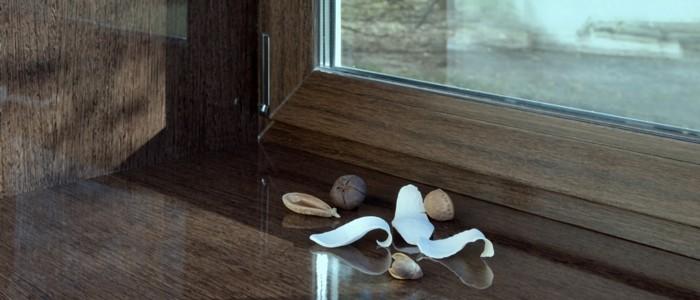 Изысканность в деталях или окна с глянцевыми откосами