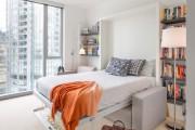 Фото 1 60+ идей интерьера белой спальни: элегантная роскошь (фото)