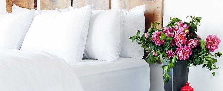 60+ идей интерьера белой спальни: элегантная роскошь (фото)