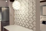Фото 8 50+ идей 3d панелей для стен в интерьере