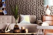 Фото 1 50+ идей 3d панелей для стен в интерьере